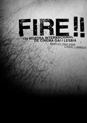 Poster Mostra Fire!! 2008