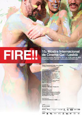 Poster Mostra Fire!! 2010